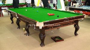 English Billiards Tables