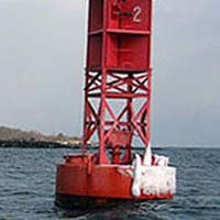 Marine Led Beacon Light with Buoy