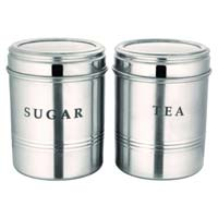 Stainless Steel Canister Set (1085)