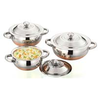 Stainless Steel Handi Set (1126)
