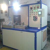 Horizontal Induction Hardening Machine