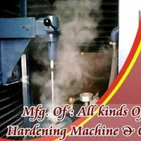 Induction Hardening Machine Scanner