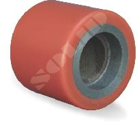 Cast PU Wheels (Series 614)