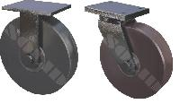Fabricated Caster Wheels (TTR Series)