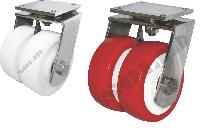 Heavy Duty Stainless Steel Caster Wheels
