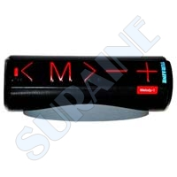 Melody -1 Black Bluetooth Speaker