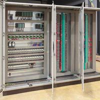 Programmable Logic Controller Panel