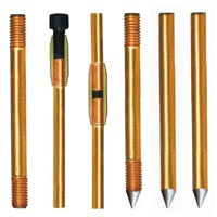 Copper Bonded Earthing Rods