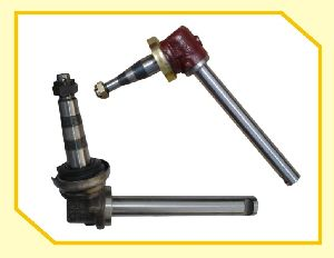 Front Stub Axle Spindle