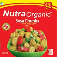 Soya Chunk Packaging Pouches