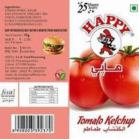 Tomato Ketchup Packaging Pouches
