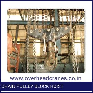 Chain Pulley Block Hoist