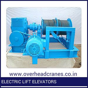 Electric Lift Elevators