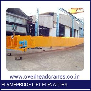 Flameproof Lift Elevators