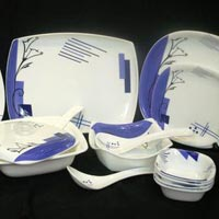 Sea Shell Dinner Set