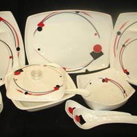 Tadka Design Dinner Set