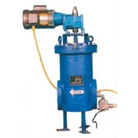 Suction Line Backwash Filter