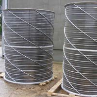 Wedge Wire Intertank Screen