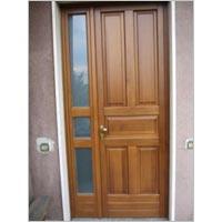 Wooden Door (acro 1)