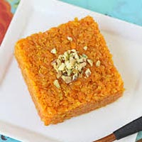 Frozen Carrot Halwa