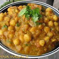 Frozen Channa Masala