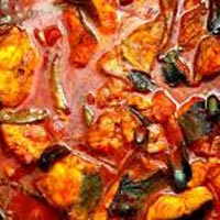 Frozen Red Seer Fish Curry
