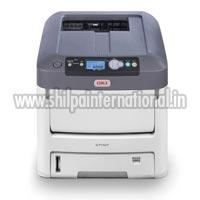 White Toner Printer (C711WT)