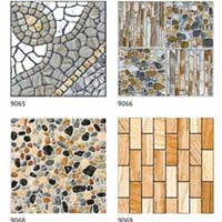 Digital Floor Tiles 396x396mm 09