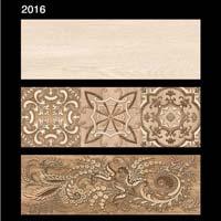 Digital Wall Tiles 250x750mm (2016)