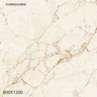 Full Polished Glazed Porcelain Tiles 800x1200mm (Florencia Beige)
