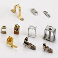 Brass Sheet Cutting Parts
