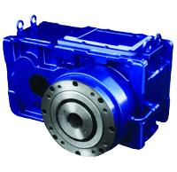 Extruder Helical Gearbox