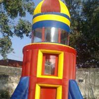 Air Pressure Rocket