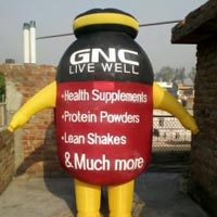 Inflatable Walking Balloon (GNC)