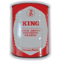 King Synthetic Enamel