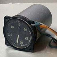 Tachometer Assembly