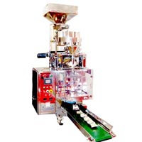 PLC Based Collar Type Packaging Machine