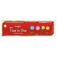 Four in One Incense Sticks