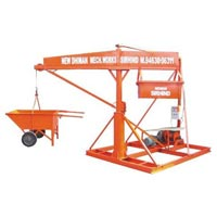 Building Material Lifting Machine (M-1550-DLX)