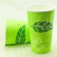 fancy plain paper cups