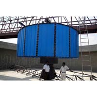 High Rate Sludge Contact Clarifier