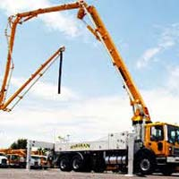 Concrete Pumps Spare Parts