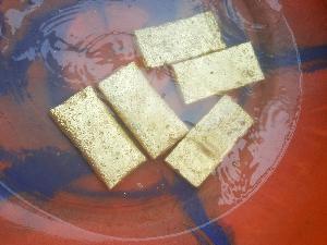 Gold Bars 12
