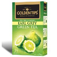 Golden Tips Earl Grey Green 25 Tea Bags