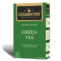 Golden Tips Green Tea 25 Tea Bags