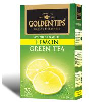 Golden Tips Lemon Green Tea 25 Tea Bags