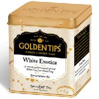 Golden Tips White Exotica Full Leaf Tea
