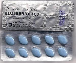 Blueberry Tablets
