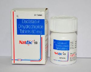 Natdac 60 Tablets