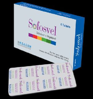 Sofosvel Tablets